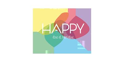 Logo HAPPY Etre Et Bien Etre
